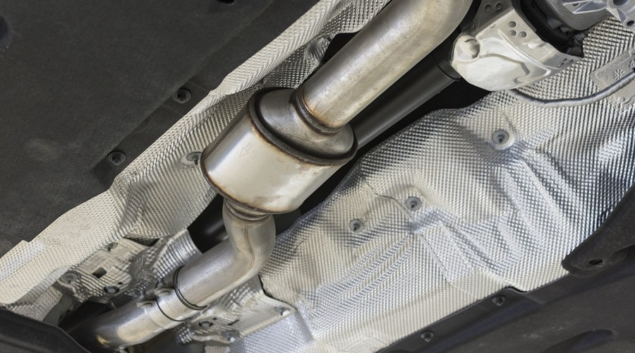 How important is the recycling of catalytic converters?